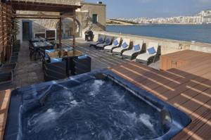 Villa 2543 — Luxury villa for rent in Valletta