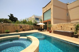 Villa 2551 — Luxury villa for rent in Swieqi